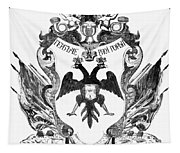 Russia: Coat Of Arms Tapestry