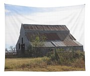 Rusted Barn Tapestry