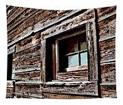 Rustic Portal Tapestry
