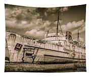 Rusty Duke Tapestry