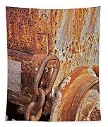 Rusty Metal Tapestry