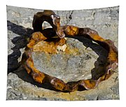 Rusty Ring Tapestry