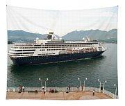 Ryndam Vancouver Port 1 Tapestry