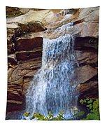 Sabbath Day Waterfall Tapestry