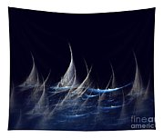 Sailboats Tapestry