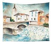 Saint Girons 02 Tapestry