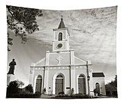 Saint Martin De Tours - Sepia Tapestry