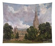 Salisbury Cathedral From The South West Tapestry