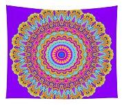 Saltwater Taffy Mandala Tapestry