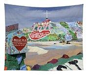 Salvation Mountain California 2 Tapestry