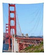 San Francisco Golden Gate Bridge . 7d8157 Tapestry