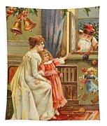 Santa's Gifts Tapestry