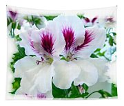 Scented Geraniums 2 Tapestry