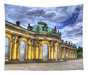 Schloss Sanssouci     Berlin Tapestry