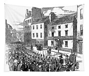 Scotland: Perth, 1848 Tapestry