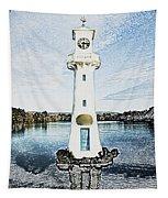 Scott Memorial Roath Park Cardiff 3 Tapestry