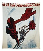 Scottsboro Boys, 1934 Tapestry
