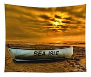 Sea Isle Dawn Tapestry