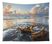 Sea Jewel Tapestry