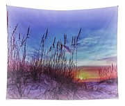 Sea Oats 5 Tapestry