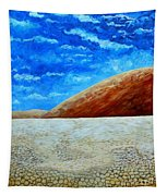 Sea Of Sand Tapestry