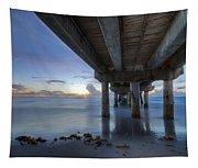 Seaside Serenity Tapestry
