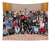 Seattle Archdiocese 2008 Priests. Tapestry