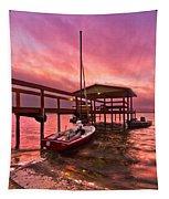 Sebring Sailing Tapestry