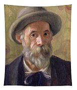 Self Portrait Tapestry
