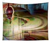 Sensing The Spheres Tapestry