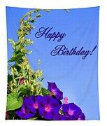 September Birthday Tapestry