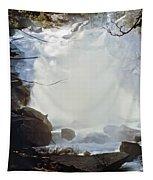 Sequoia Nat Pk Waterfalls Tapestry