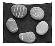 Serenity Stones Tapestry
