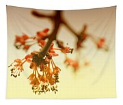 Shades Of Spring Tapestry