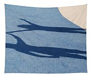 Shadow Friends Tapestry