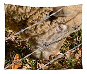 Sheep 1 Tapestry