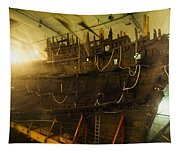Shipwreck Of The Mary Rose, Portsmouth Tapestry