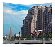 Shot Tower - Baltimore Tapestry
