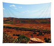Sicilian Landscape Tapestry