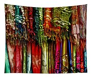 Silk Dresses In Vietnam Tapestry