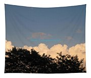 Silver Layer Tapestry