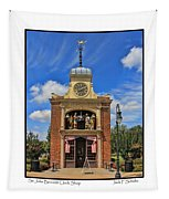 Sir John Bennett Clock Shop Tapestry