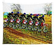 Six Pack Tapestry