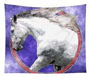Sky Andalusian Tapestry