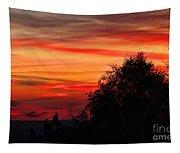 Sky Palette Tapestry