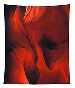 Slot Canyon Abstract Tapestry