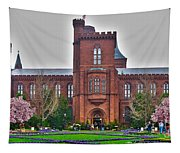 Smithsonian Castle Tapestry