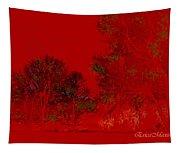 Smokey Woods Tapestry
