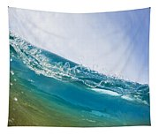 Smooth Wave Tapestry