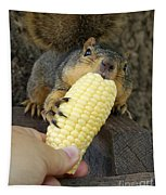 So Much Sweet Corn So Little Time Tapestry